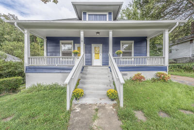 Chattanooga Multi Family Home For Sale: 807 Merriam St