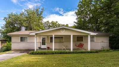 Chattanooga Single Family Home For Sale: 4604 Crestview Dr