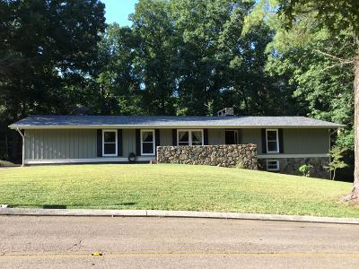 Signal Mountain Single Family Home For Sale: 811 Skyline Park Dr
