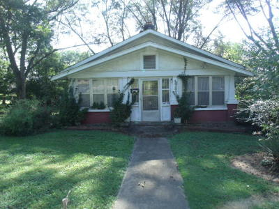 Marion Single Family Home For Sale: 1011 Holly Ave