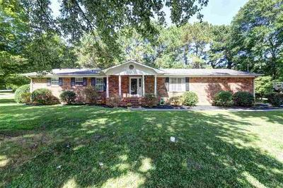 Cleveland Single Family Home For Sale: 3223 NE Clearwater Dr