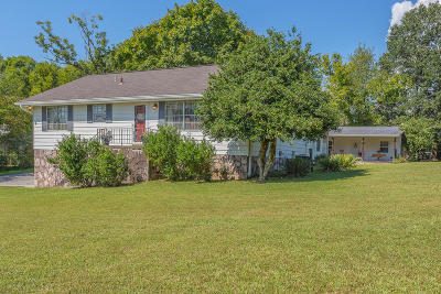 Chattanooga Single Family Home For Sale: 3911 Peach Rd