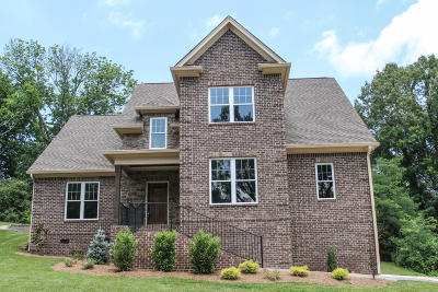 Hixson Single Family Home For Sale: 1615 Capanna Tr