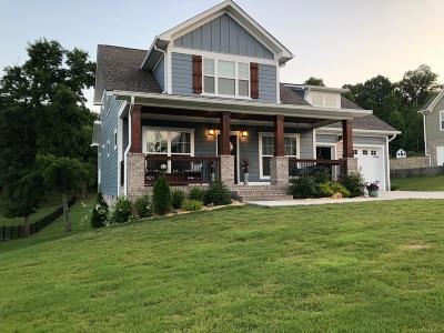 Soddy Daisy Single Family Home For Sale: 1163 Natural Way