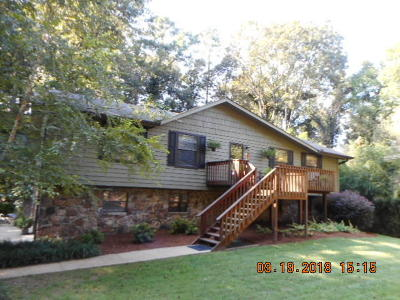 Chattanooga Single Family Home For Sale: 2541 Wessex Ln