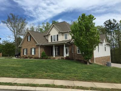 Soddy Daisy Single Family Home Contingent: 12490 Nee Cee Dr