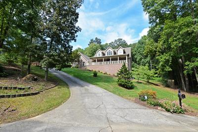 Chattanooga TN Single Family Home For Sale: $399,000