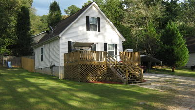 Ringgold Single Family Home For Sale: 45 N Lakeshore Dr