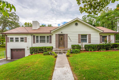 Chattanooga Single Family Home For Sale: 3504 Missionaire Ave