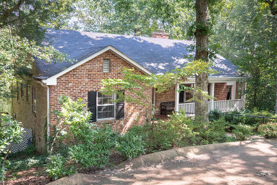 Lookout Mountain Single Family Home For Sale: 611 W Sunset Rd