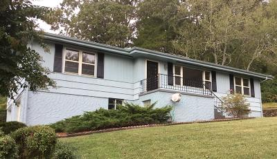 Chattanooga TN Single Family Home Sold: $165,000