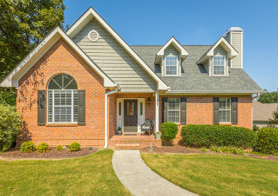 Ooltewah Single Family Home For Sale: 4015 Timber Trace Dr