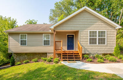 Chattanooga Single Family Home For Sale: 304 Red Oak Dr