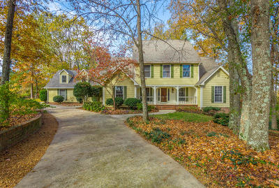 Chattanooga Single Family Home For Sale: 421 Shadow Pkwy