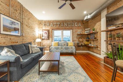 Chattanooga Condo For Sale: 1617 Rossville Ave #2a