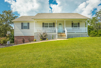 Soddy Daisy Single Family Home For Sale: 12797 Emerald Creek Cir