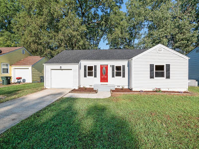 Chattanooga Single Family Home For Sale: 117 N Lovell Ave