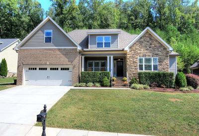 Chattanooga Single Family Home For Sale: 740 Shearer Cove Rd