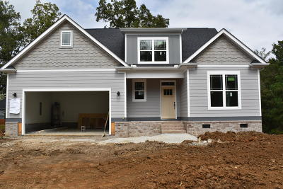 Ooltewah Single Family Home For Sale: 6558 Satjanon Dr #Lot No.
