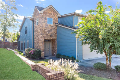 Chattanooga Townhouse For Sale: 2328 Rivendell Ln
