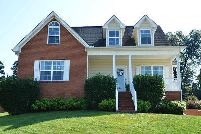 Soddy Daisy Single Family Home For Sale: 9783 Berry Meadow Way