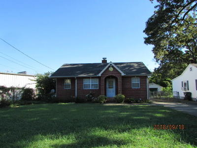 Chattanooga Single Family Home For Sale: 1 Whirlaway Dr