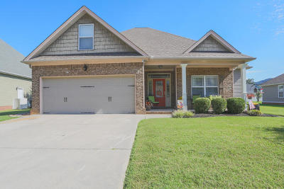 Ooltewah Single Family Home For Sale: 8485 Gracie Mac Ln