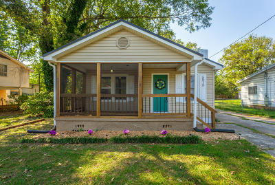 Chattanooga Single Family Home For Sale: 5912 Wentworth Avenue