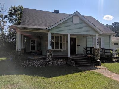 Ringgold Single Family Home For Sale: 149 Post Oak Rd