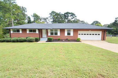 Chattanooga Single Family Home For Sale: 4777 Rocky River Rd