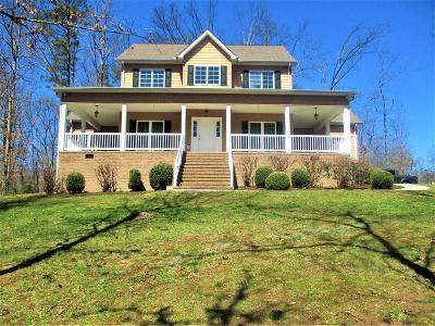 Dalton Single Family Home For Sale: 3145 Hidden Lake Rd