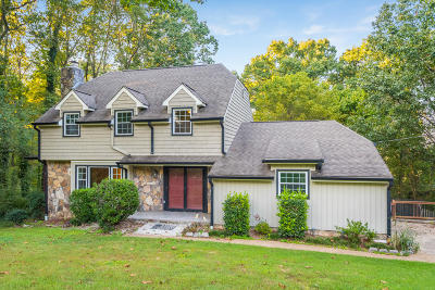Chattanooga Single Family Home For Sale: 8931 Villa Rica Cir