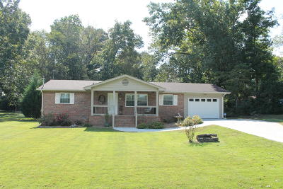 Ooltewah Single Family Home For Sale: 8152 Savannah Hills Dr