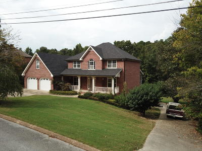 Chattanooga Single Family Home For Sale: 3323 Forest Shadows Dr