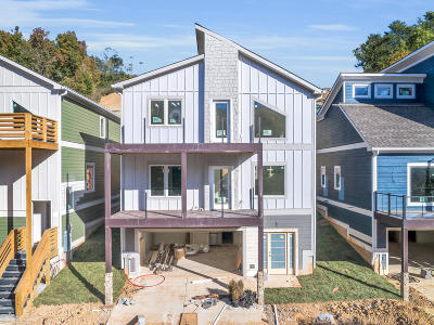 Chattanooga Single Family Home For Sale: 1404 Hamilton Ave