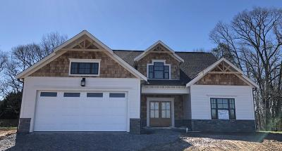 Ooltewah Single Family Home Contingent: 7973 Vervena Dr #19