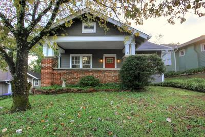 Chattanooga Single Family Home For Sale: 1216 Russell St