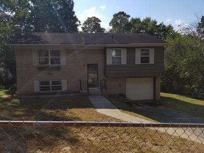 Ooltewah Single Family Home Contingent: 8332 Middle Rd #92