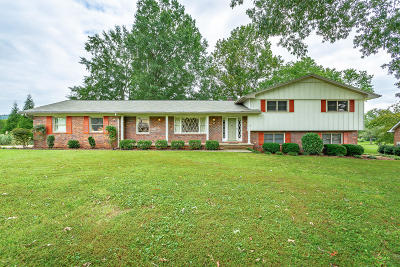 Hixson Single Family Home For Sale: 124 Masters Rd
