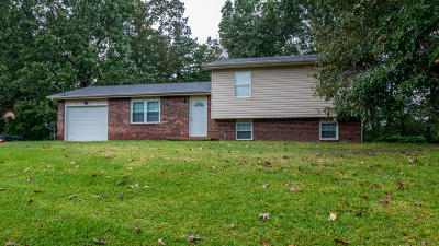 Ooltewah Single Family Home Contingent: 4207 Shady Oak Dr