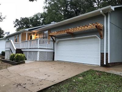 Chattanooga Single Family Home Contingent: 2502 Woodthrush Dr