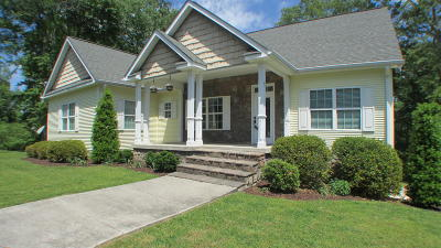 Ringgold Single Family Home For Sale: 72 Golden Pond Ln