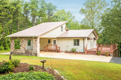 Trenton Single Family Home For Sale: 1133 Brow Rd