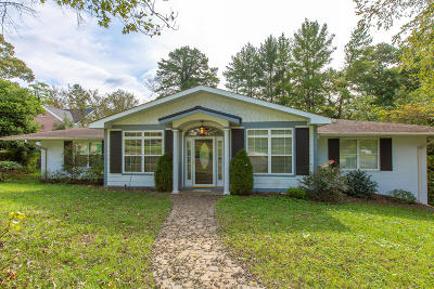 Chattanooga Single Family Home For Sale: 4 N Lynncrest Dr
