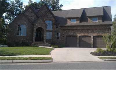 Ooltewah Single Family Home For Sale: 8345 Georgetown Bay Dr