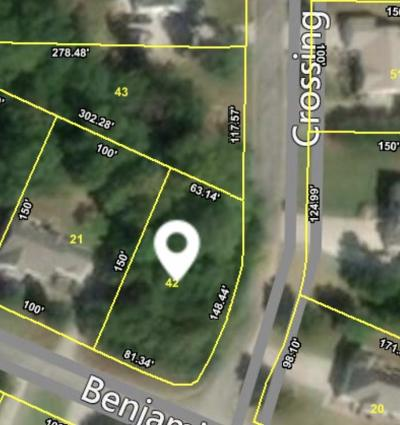 Benjamin Crest Residential Lots & Land For Sale: Crossing Way