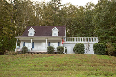 Cleveland Single Family Home For Sale: 980 NW White Oak Rd