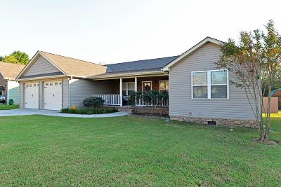 Chattanooga Single Family Home Contingent: 3306 Garden Spot Ln