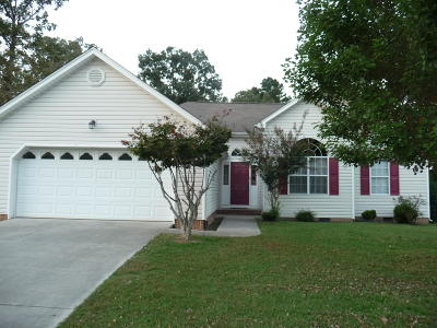 Ooltewah Single Family Home Contingent: 10389 Fielding Rd