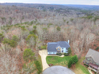 Signal Mountain Single Family Home For Sale: 2901 Blue Teal Ln